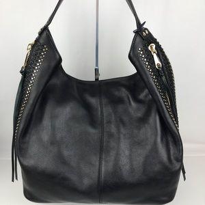 New Rebecca Minkoff Bryn Studded Shoulder Bag
